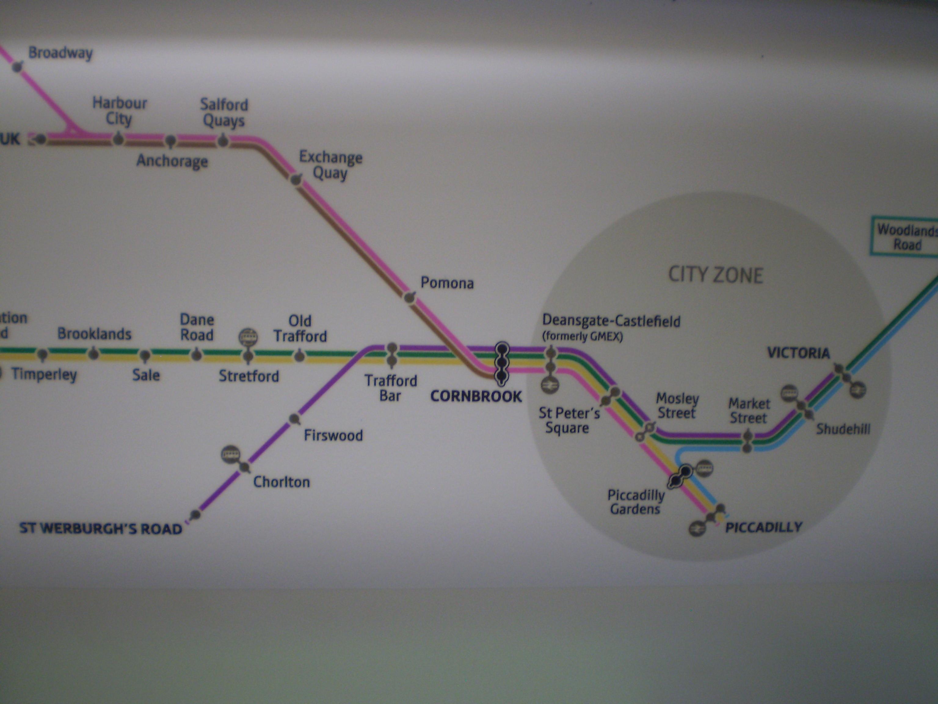 Chorlton Metrolink photos richardfrosty Richard Frost Manchester