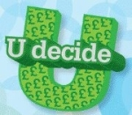 U Decide logo - the Manchester City Council grant allocation scheme