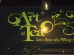 Art of Tea cafe houses Didsbury Village Bookshop