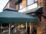 Thyme Out deli is just off Burton Road, West Didsbury