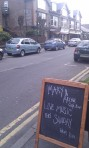 Mary and Archie cafe-bar, West Didsbury