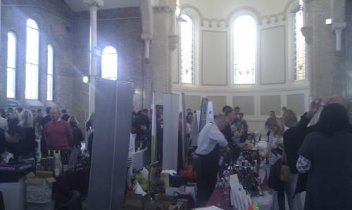 Manchester wine festival - main event