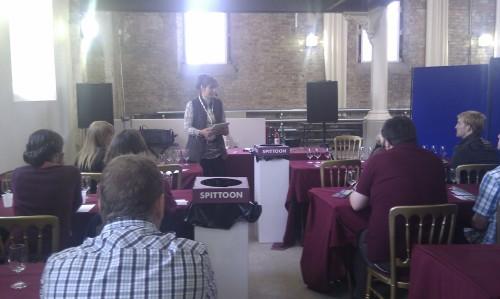 Wine masterclass from Tour de Belfort vineyard