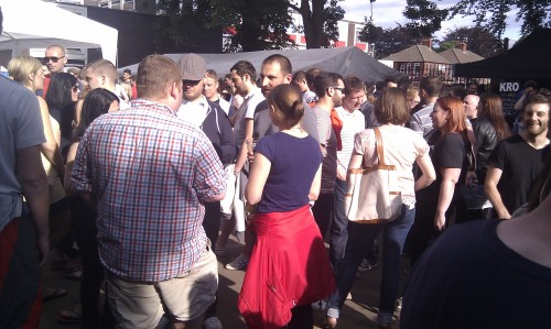 Chorlton Beer Festival basks in sunshine