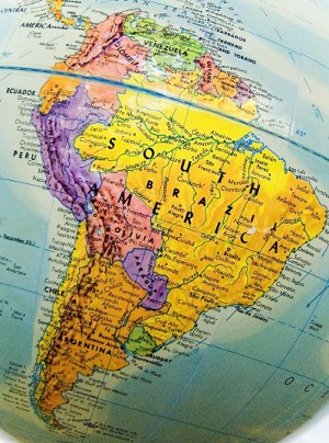 South America | richardfrosty - Richard Frost - Manchester on map of antarctica globe, map of pacific ocean globe, map of world globe,