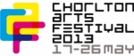 2013 Chorlton Arts Festival official logo