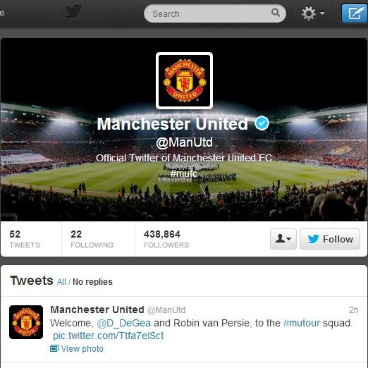 Man Utd Twitter