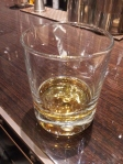 Typical single barrel whiskey