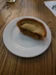 Chicken pie with gravy