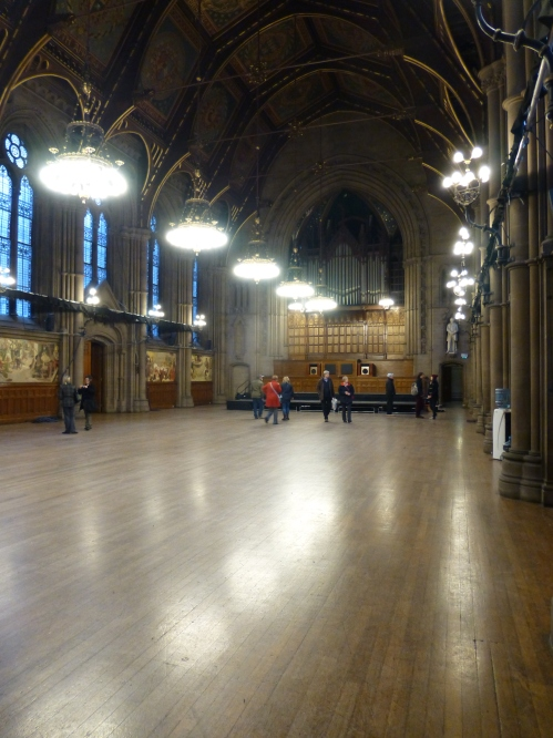 Manchester's Great Hall