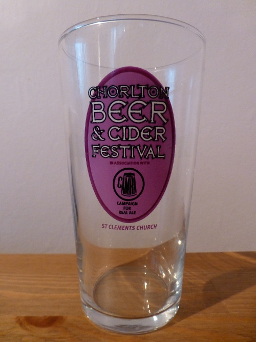 Chorlton Beer and Cider Festival