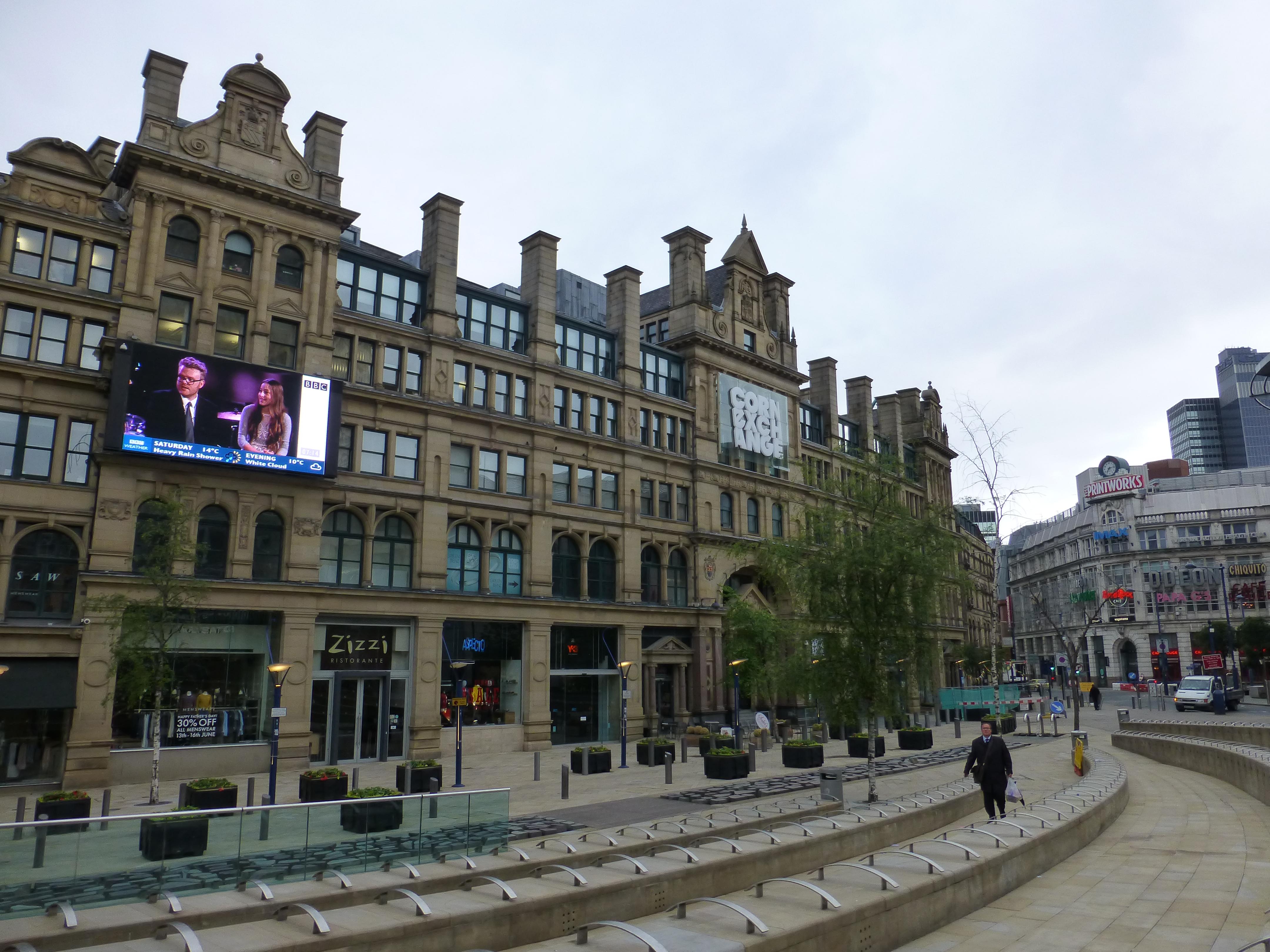 Hotel First Street Manchester