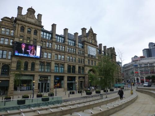 Corn Exchange in Manchester's Millennium Quarter