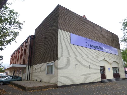 Chorlton's Gaumont Cinema became the Co-operative Funeralcare