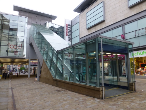 Manchester Arndale on Market Street