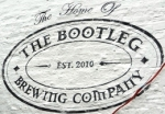 Logo of the Bootleg Brewing Company in the Horse & Jockey