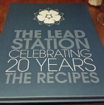The Lead Station recipe book