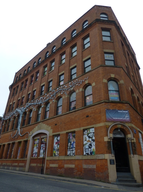 Affleck & Brown department store in the Northern Quarter