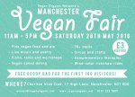 Vegan Organic Network's Manchester Vegan Fair