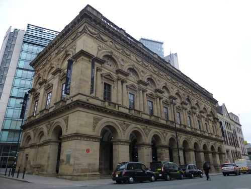 Manchester's Free Trade Hall is now the Radisson Blu Edwardian Hotel