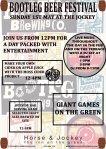 Bootleg Beer Festival 2016 at the Horse & Jockey pub on Chorlton Green