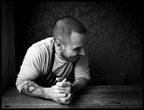 Chef Gary Usher is the owner of the Hispi bistro in Didsbury Village