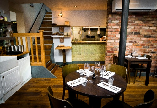 Hispi bistro restaurant open for business