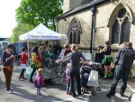 A celebration of sustainable living at St Clement's Church