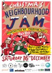 Chorlton's Manchester Road hosts Christmas Neighbourhood Jam on Saturday, 16 December 2017