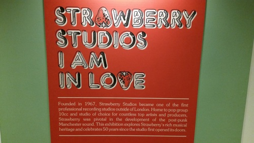 Strawberry Studios Stockport was founded in 1967