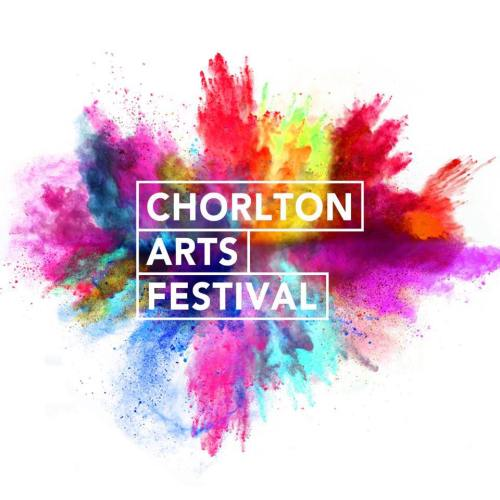 Chorlton Arts Festival's new logo