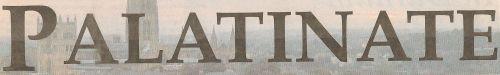 Logo for Durham University's student newspaper Palatinate