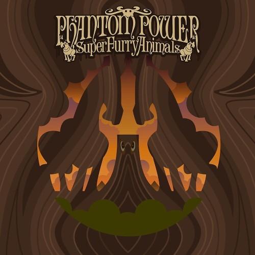 Cover for Super Furry Animals' acoustic album Phantom Power