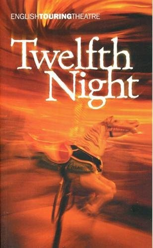 Promotional poster for English Touring Theatre's version of Twelfth Night