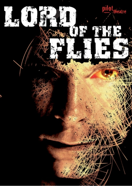 Promotional image for Pilot Theatre Company's Lord of the Flies production